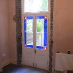 Period feature Gunstock Stile doors